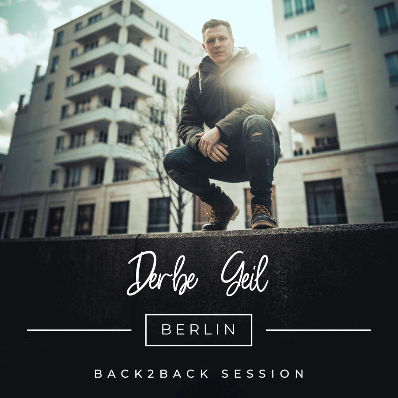Back2Back Sessions -Derbe Geil?